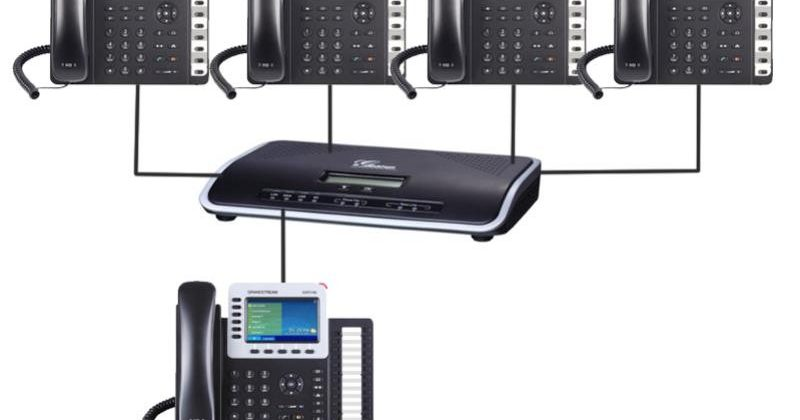 سانترال ویپ UCM 6204